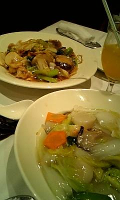 夕飯:南国酒家