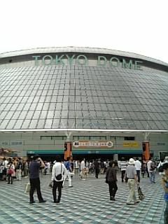ジャイアンツ〜in<br />  東京ドーム